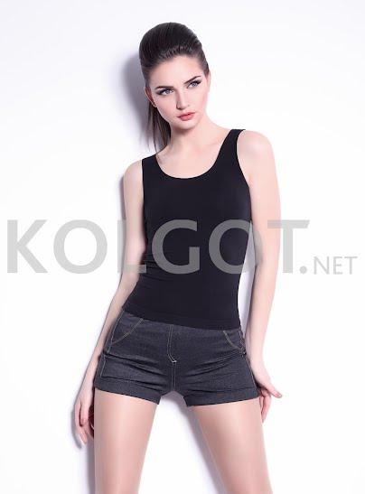 Шорты SHORTS MINI JEANS model 1- купить в Украине в магазине kolgot.net (фото 1)