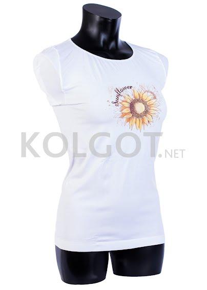 Футболки T-SHIRT S/T MANICA CORTA LIGHT PRINT P0037 - купить в Украине в магазине kolgot.net (фото 1)