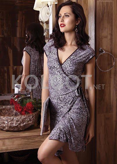 Одежда для дома и отдыха 6706 халат  Anabel Arto - купить в Украине в магазине kolgot.net (фото 1)