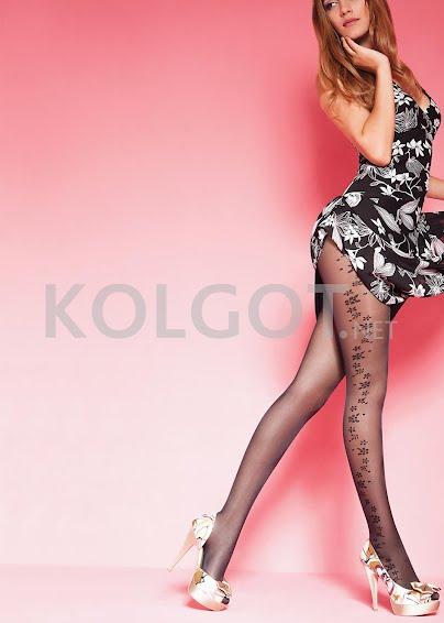 Колготки с рисунком EMILY 40 model 17- купить в Украине в магазине kolgot.net (фото 1)