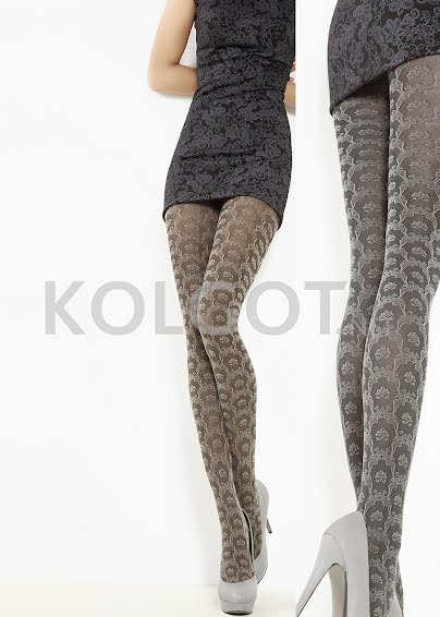 Колготки с рисунком FABIA 70 model 1 <span style='text-decoration: none; color:#ff0000;'>Распродано</span>- купить в Украине в магазине kolgot.net (фото 1)