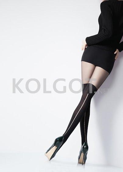 Колготки с рисунком HOLE 60 model 4- купить в Украине в магазине kolgot.net (фото 1)