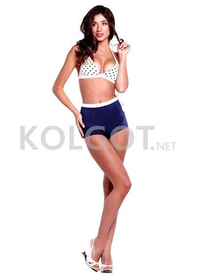 Раздельные купальники Модель с высокими плавками k2-1- купить в Украине в магазине kolgot.net (фото 1)