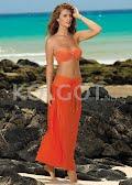 Пляжное платье SUKIENKA F43  (фото 2)