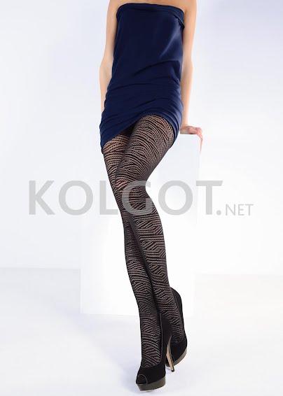 Колготки с рисунком VERSE 100 model 2 <span style='text-decoration: none; color:#ff0000;'>Распродано</span>- купить в Украине в магазине kolgot.net (фото 1)