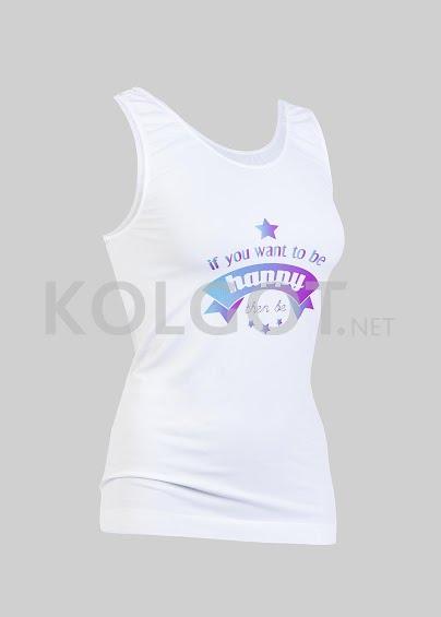 Майки CANOTTA S/T LIGHT PRINT P003 - купить в Украине в магазине kolgot.net (фото 1)