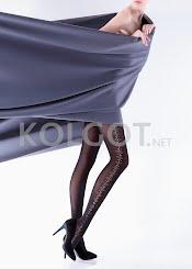 Колготки с рисунком RUFINA 100 model 14                    - купить в Украине в магазине kolgot.net (фото 1)