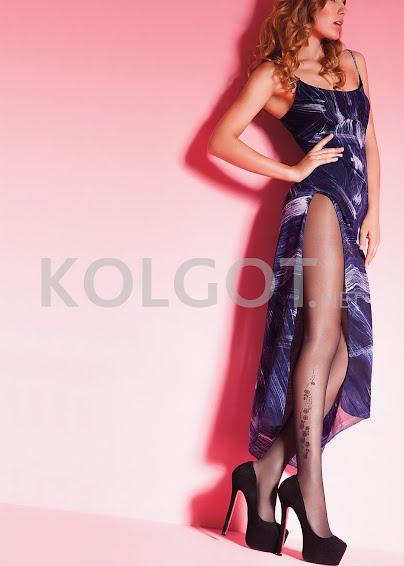 Колготки с рисунком FLY 20 model 13 <span style='text-decoration: none; color:#ff0000;'>Распродано</span>- купить в Украине в магазине kolgot.net (фото 1)