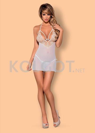Эротическое белье BISQUITTA CHEMISE - купить в Украине в магазине kolgot.net (фото 1)