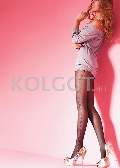 Колготки с рисунком TWIGE 40 model 14- купить в Украине в магазине kolgot.net (фото 1)