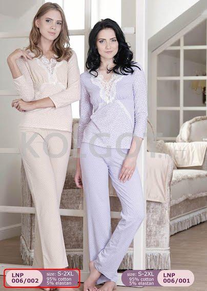 Одежда для дома и отдыха LNP 006-002 - купить в Украине в магазине kolgot.net (фото 1)