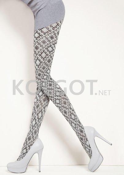 Колготки с рисунком FANCY 120 model 6- купить в Украине в магазине kolgot.net (фото 1)