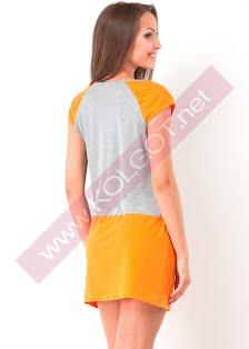 Купить Домашнее платье Flower rain 5563П (фото 2)