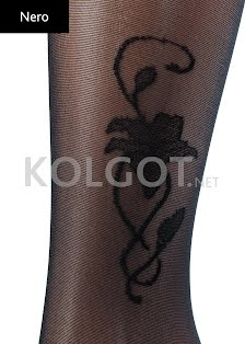 Колготки с рисунком FLY 20 - купить в Украине в магазине kolgot.net (фото 2)