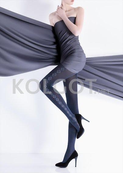 Колготки с рисунком ALMINA 200 MODEL 1- купить в Украине в магазине kolgot.net (фото 1)