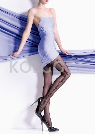 Колготки с рисунком FLORY 40 model 15- купить в Украине в магазине kolgot.net (фото 1)