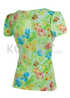 6036 блузка женская  Anabel Arto - купить в интернет-магазине kolgot.net (фото 2)