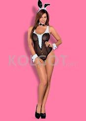 Эротическое белье BUNNY                     - купить в Украине в магазине kolgot.net (фото 1)