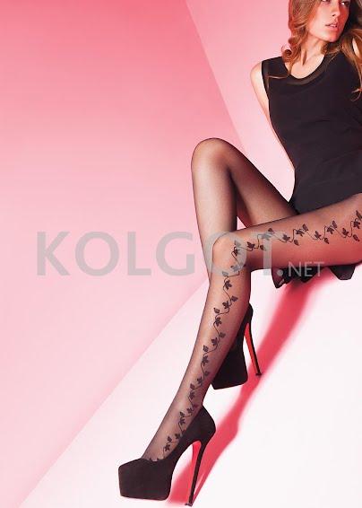 Колготки с рисунком CAMELIA 40 model 10- купить в Украине в магазине kolgot.net (фото 1)