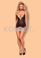 Эротическое белье BISQUELLA CHEMISE                     - купить в Украине в магазине kolgot.net (фото 1)