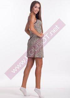 Купить Домашнее платье Tiger Shirt 01601 (фото 2)