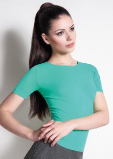 T-shirt SCOLLO TONDO MANICA CORTA LIGHT - купить в интернет-магазине kolgot.net (фото 1)