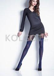 Колготки с рисунком ANNET 40 model 2                    - купить в Украине в магазине kolgot.net (фото 1)