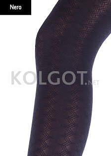 Колготки с рисунком SOLANA 80  - купить в Украине в магазине kolgot.net (фото 2)