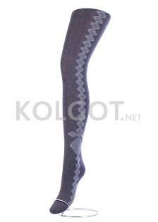 Колготки с рисунком ALASKA 150 - купить в Украине в магазине kolgot.net (фото 2)