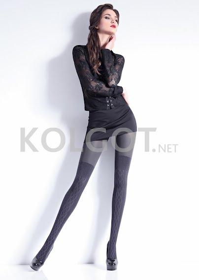 Колготки с рисунком VOYAGE UP 180 model 5- купить в Украине в магазине kolgot.net (фото 1)