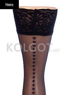 Чулки LOVERS CALZE 20  - купить в Украине в магазине kolgot.net (фото 2)