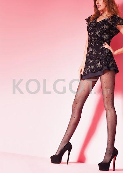 Колготки с рисунком OLIVIA 40 model 16 <span style='text-decoration: none; color:#ff0000;'>Распродано</span>- купить в Украине в магазине kolgot.net (фото 1)