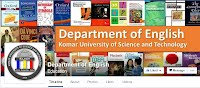 English Department Facebook Page