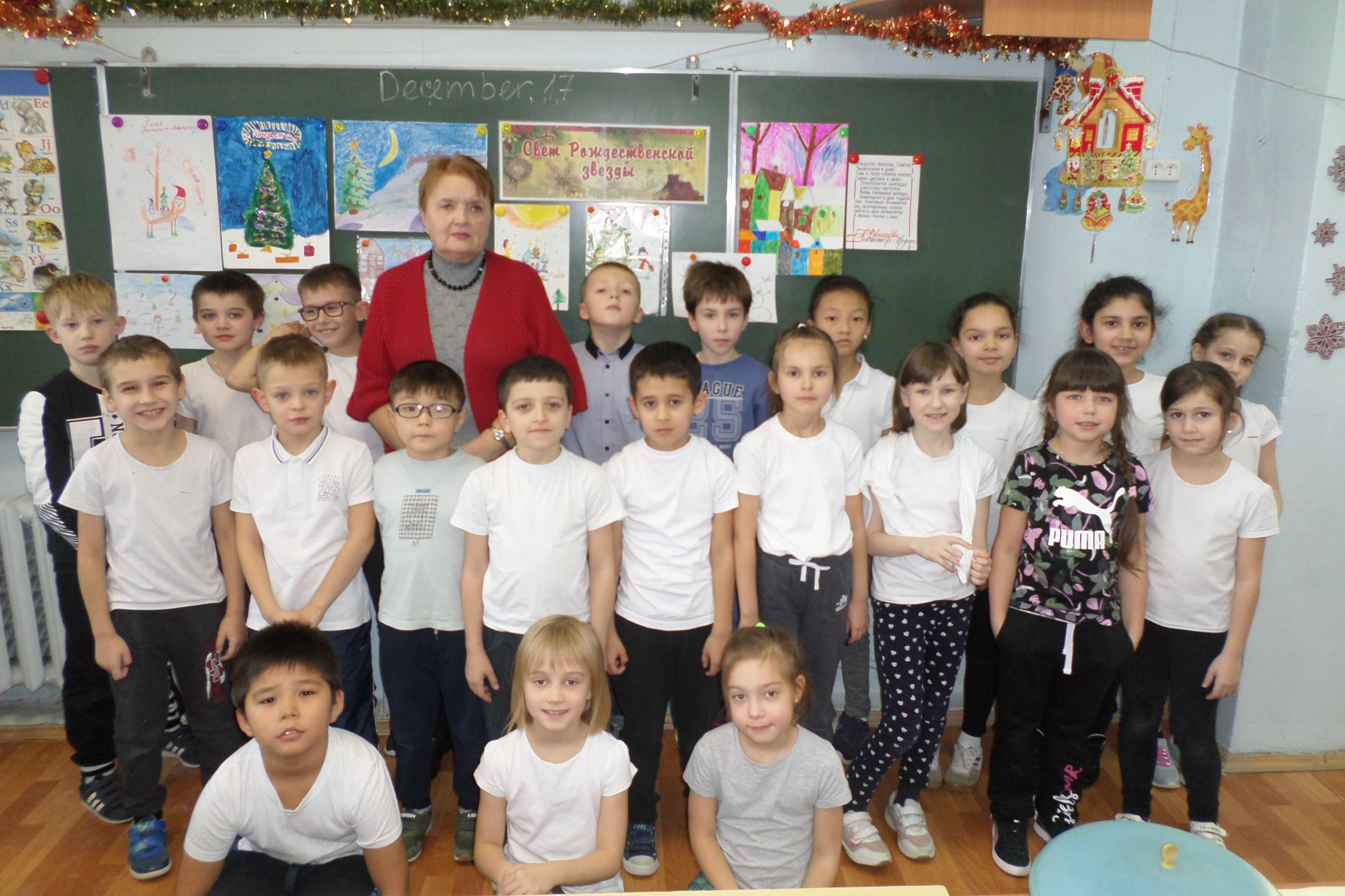 e368b4983a70 17 декабря сотрудники библиотеки-филиала №8 организовали и провели урок  духовного воспитания во 2 классе СОШ №3. Ученики добросовестно  подготовились к ...