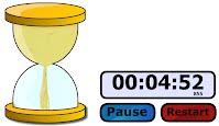 Zandloper timer