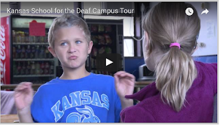 Kansas School for the Deaf Campus Tour Video
