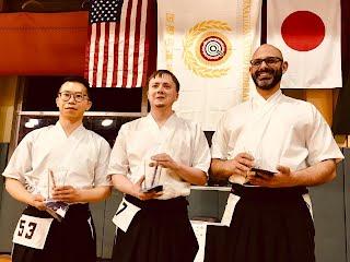 Taikai winners Mudan - Sandan