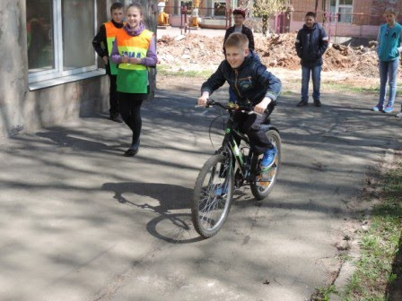 Сценарии на конкурс безопасное колесо