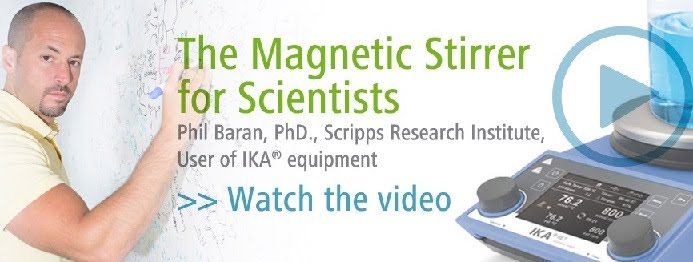 The Magnetic Stirrer for Scientist - Safety. Power. Intelligence