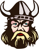 viking head photo filler