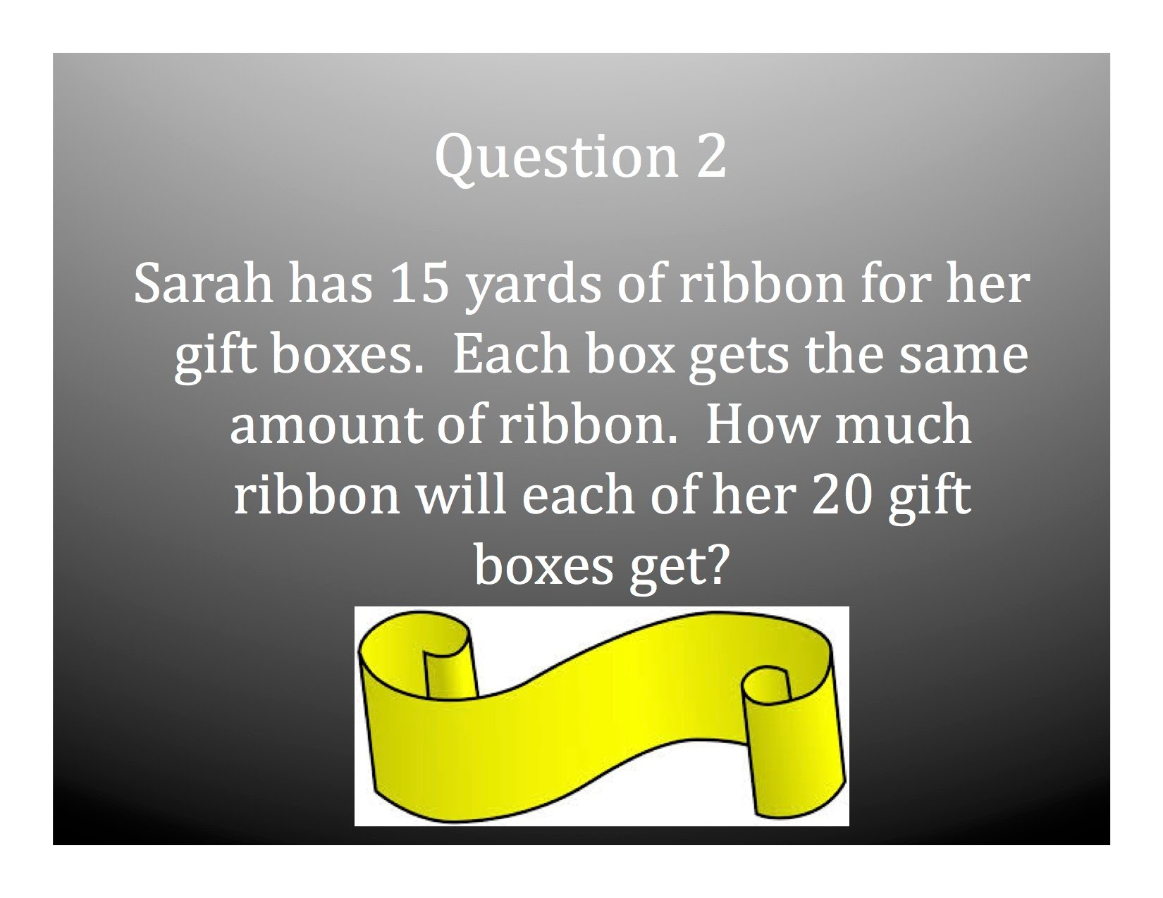 Word Problems and Analysis - Jessica Marquez