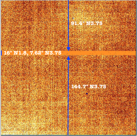 LUCI-1 amplifier channel issue