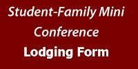 Student Family Lodging Form Button