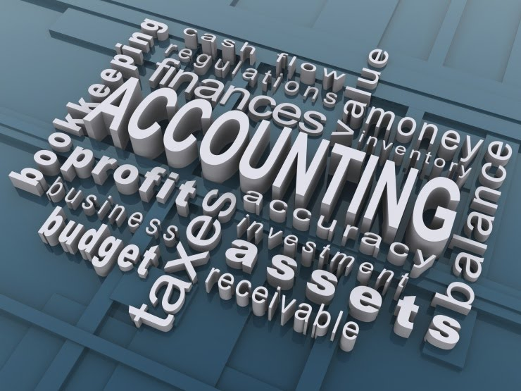 Collage Of Accounting Terms