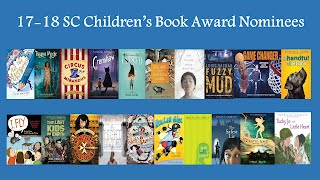 Book Covers of 17-18 Children's Book Award Nominees