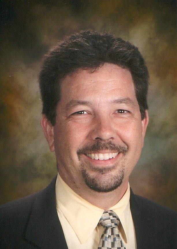 Picture of Principal David Shamble.