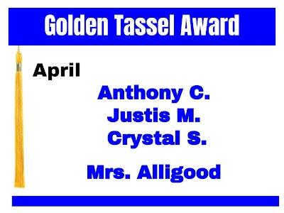 Golden Tassel Award