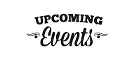 Clipart saying Upcoming Events