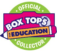 Box Tops for Education logo with link to open in new window.