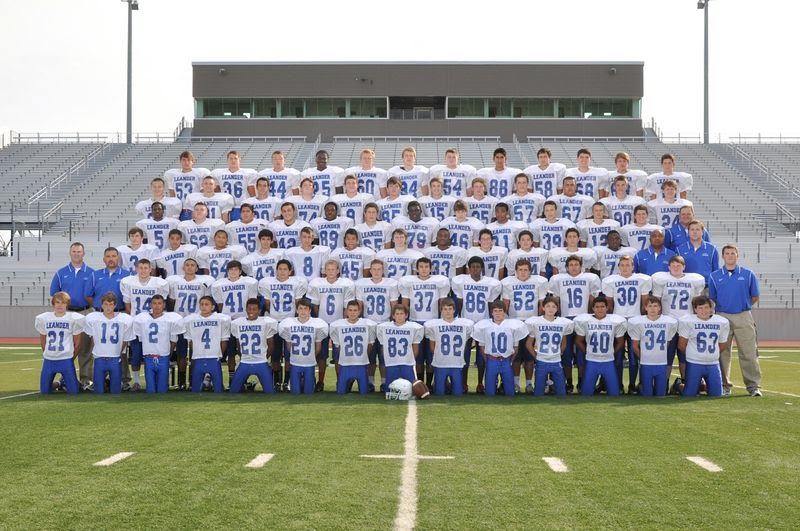 leander high school football
